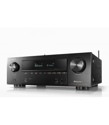 Denon AVR-X1600H 7.2ch 4K Ultra HD AV Receiver with HEOS Built in