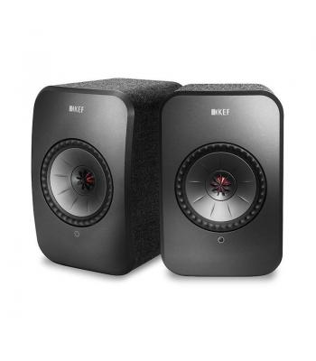 KEF LSX Wireless Monitor Speakers
