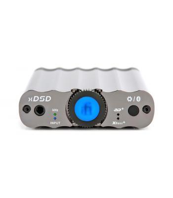 iFi Audio xDSD portable DAC and headphone amplifier